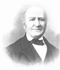 Johs. Stelten und die Geschichte von Theodor Müncker